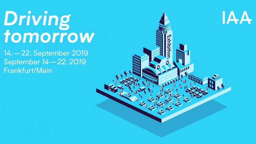 Frankfurti autonäitus 2019