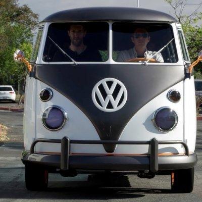 Volkswagen Type 20 Concept Electric Bus
