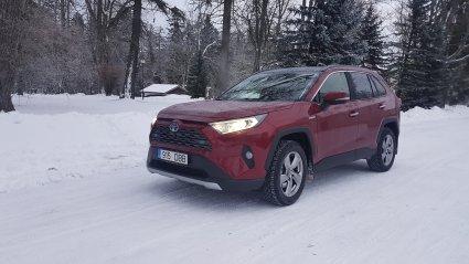 Eestis oli ka eelmisel aastal enimmüüdud automargiks taas Toyota.