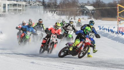 Harku jäärajal antakse avapauk tänavustele motojääraja Eesti tiitlivõistlustele.