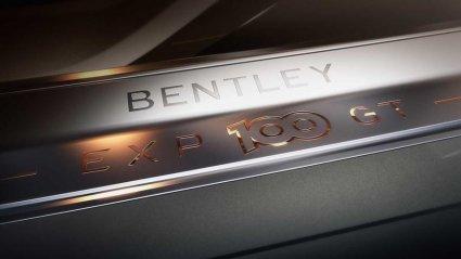Bentley ideeauto EXP 100 GT